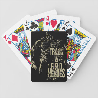 tnf heroes discus bicycle playing cards