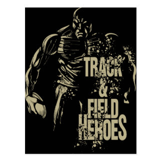 tnf heroes discus postcard