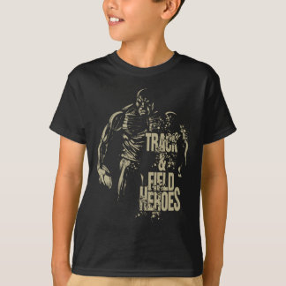 tnf heroes discus T-Shirt