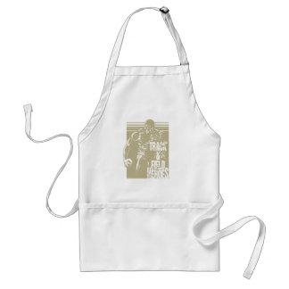 tnf heroes shot put standard apron