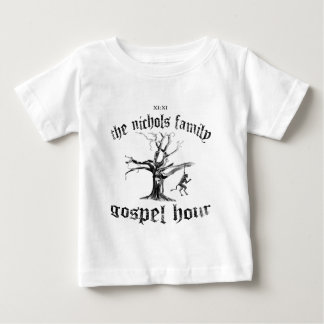 TNFGH Baby shirt