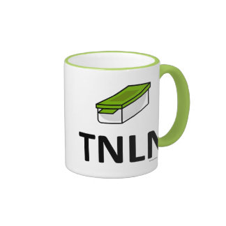 TNLN & TFTC COFFEE MUG