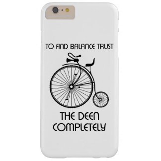 to and balance trust barely there iPhone 6 plus case