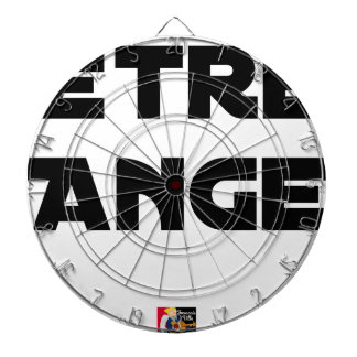 TO BE ANGEL - Word games - François City Dartboard