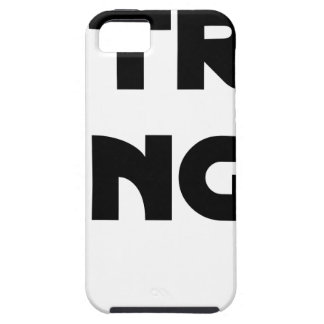 TO BE ANGEL - Word games - François City iPhone 5 Covers