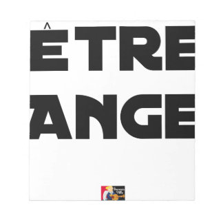 TO BE ANGEL - Word games - François City Notepad