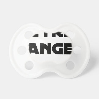 TO BE ANGEL - Word games - François City Pacifier