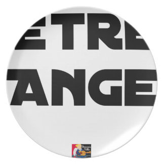 TO BE ANGEL - Word games - François City Plate