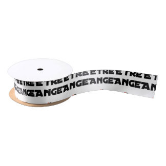 TO BE ANGEL - Word games - François City Satin Ribbon