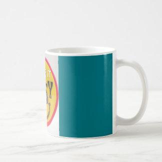 to be nice take it easy coffee mug