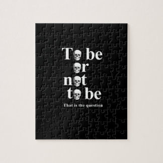To be or not to be jigsaw puzzle