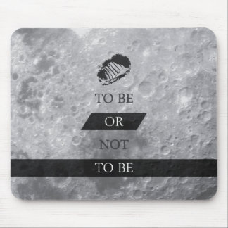 To Be or Not To BE Shakespeare Quotes Mouse Pad