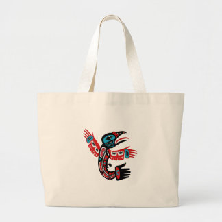 TO BE REVEALED LARGE TOTE BAG