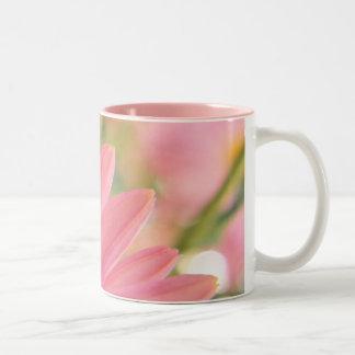 To blush from a kiss Two-Tone coffee mug