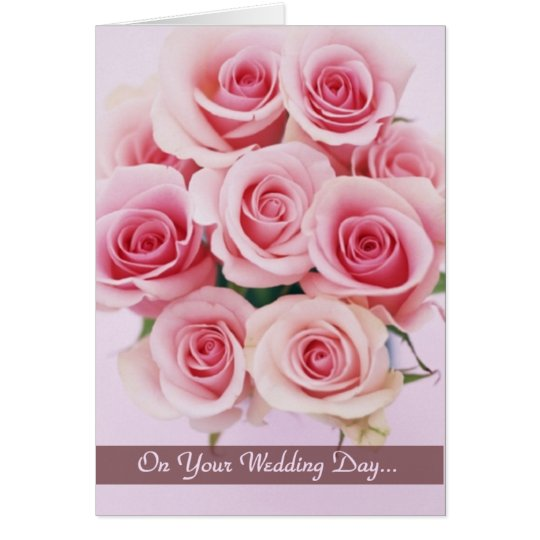 To Bride from Mother Card
