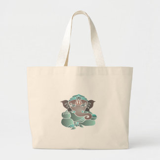 TO BRING PROSPERITY LARGE TOTE BAG