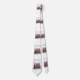 To Celebrate Kwanzaa Father's Day Tie