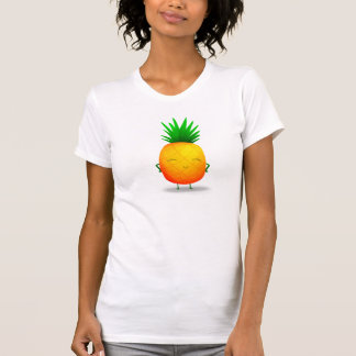 to character pineapple: or T-Shirt
