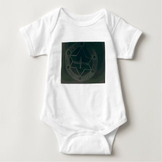 to conquer and ready to win baby bodysuit