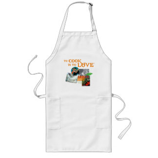 To Cook Is to Love Apron