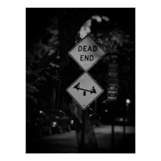 to DEAD end playground Poster