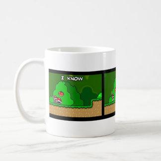 To die of bobeira coffee mug