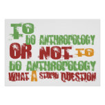To Do Anthropology Print