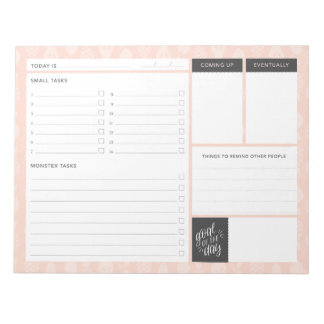To-do List Notepad for the Micromanager