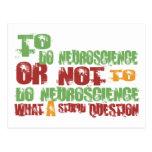 To Do Neuroscience Post Card