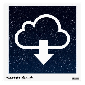 To Download Iclouds Pictogram Wall Sticker