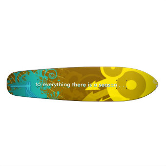 To Everything There is a Season Skate Decks
