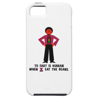 To Fart is Human Case For The iPhone 5