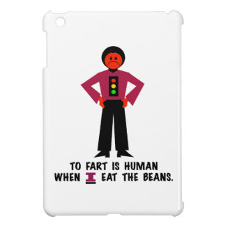 To Fart is Human Cover For The iPad Mini