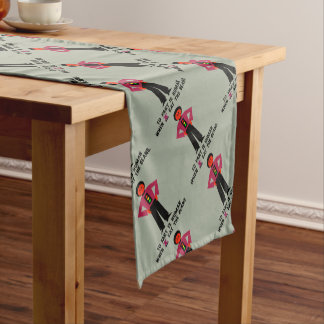 To Fart is Human Short Table Runner