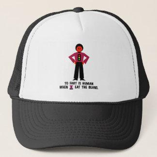 To Fart is Human Trucker Hat
