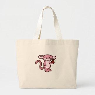 To Fling, or Not to Fling? Jumbo Tote Bag