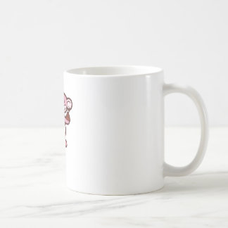 To Fling, or Not to Fling? Classic White Coffee Mug
