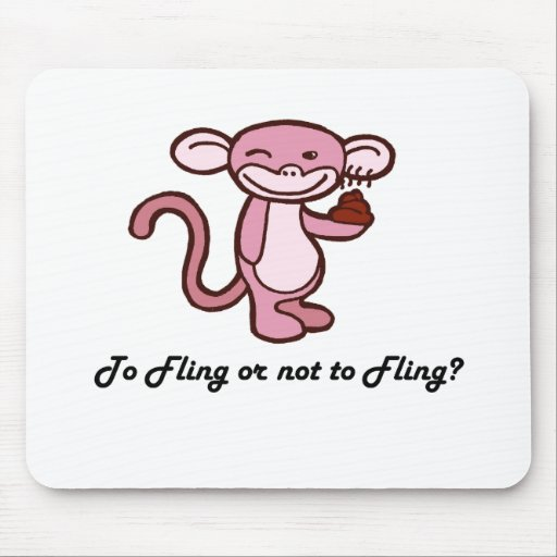 To Fling or Not to Fling? Mouse Pads