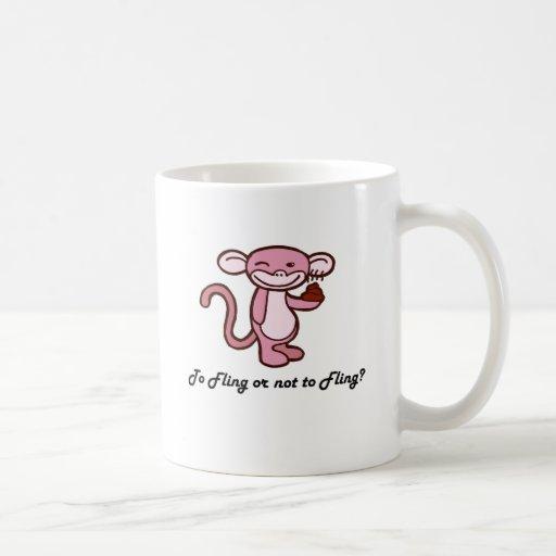To Fling or Not to Fling? Mugs