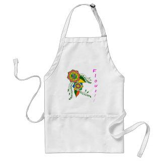 to flower mandala2 standard apron
