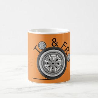 To & Fro Mug - Orange