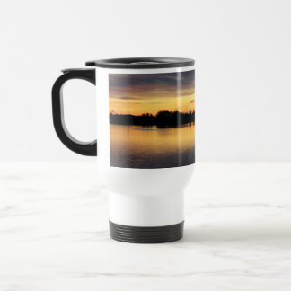 To get late and put of sun in the lagoon of the De Travel Mug