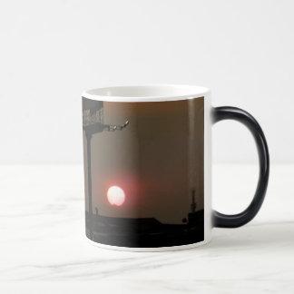 To get late magic mug