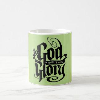 To God Be The Glory Mug