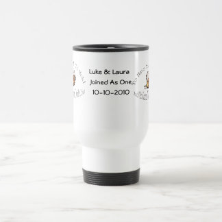 To Have And To Hold & To Keep Your Drink Cold Beer Mug