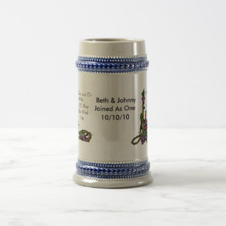To Have & To Hold & To Keep Your Drink Cold Bottle Mugs
