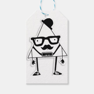 to hipster gift tags