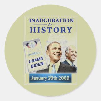 To HISTORY Sticker