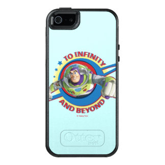 To Infinity and Beyond Logo Disney OtterBox iPhone 5/5s/SE Case