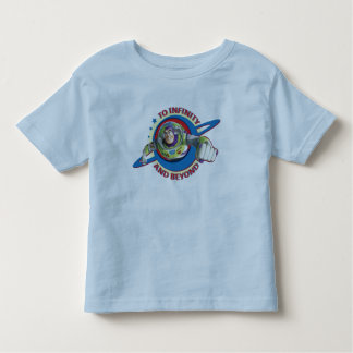 To Infinity and Beyond Logo Disney Shirt